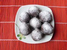 Kuleczki kakaowe z płatków owsianych