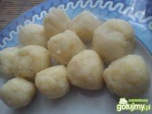 Kuleczki ziemniaczane al`a kluski