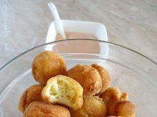Kuleczki ziemniaczane z serem i cebulki