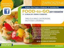 Kulinarne targi easyFairs FOOD-to-GO
