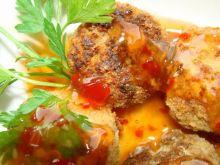 Kulki mięsne w sosie pikantnym