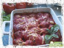 Kulki mięsne zapiekane z sosem pomidorow