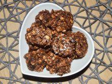 Kulki mocy- ciastka z płatków owsianych i pestek