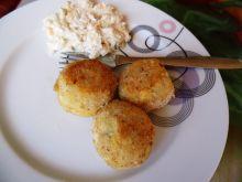 Kulki ryżowe z nutą sera