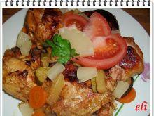 Kurczak ananasowo-sojowy Eli
