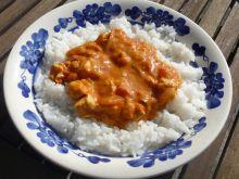 Kurczak curry w pomidorach
