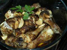 Kurczak czosnkowy teściowej