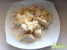 Kurczak i ananas w duecie