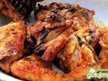 Kurczak marynowany z grilla