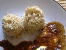 Kurczak miodowo - cytrynowy
