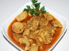 Kurczak -Murgh ka salan