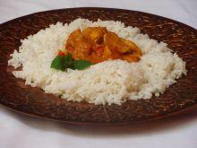 Kurczak na indyjską nutę