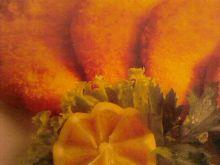 Kurczak nadziany cytryną