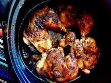 Kurczak pieczony w garnku