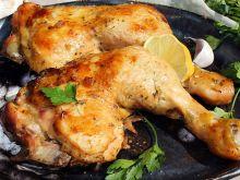 Kurczak pieczony w marynacie z syropem klonowym