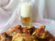 Kurczak pieczony z piwem i nutą rozmarynu wg Di