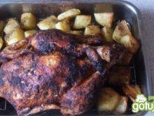 Kurczak pieczony z ziemniaczkami 2