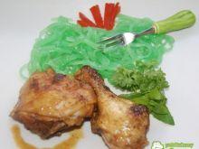 Kurczak pikantno-słodki