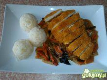 Kurczak po tajsku wg Konczi