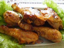 Kurczak teriyaki wg Buni :