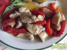 Kurczak Tom Yum
