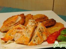 Kurczak w aromatycznym sosie paprykowym