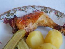 Kurczak w coli z sosem Worcester