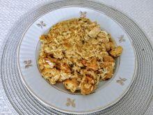 Kurczak w cytrynowym sosie curry
