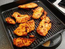 Kurczak w Czerwonej Paście Curry