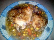 Kurczak w jarzynce