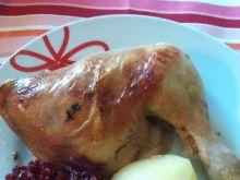 Kurczak w marynacie ananasowej