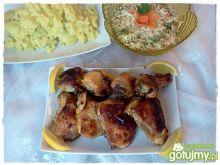 Kurczak w marynacie cytrynowo-miodowej