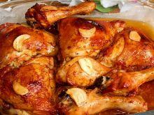 Kurczak w marynacie miodowo-ketchupowej
