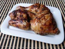 Kurczak w marynacie miodowo-musztardowej