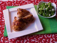 Kurczak w marynacie z winem