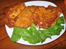Kurczak w panierce keczupowo- majonezowo- musztard