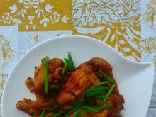Kurczak w pieprzu syczuańskim
