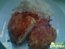 Kurczak w placku ziemniaczanym