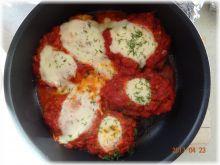 Kurczak w pomidorach czyli kotlety po prowansalsku