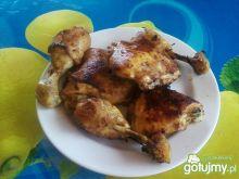 Kurczak w słodkiej marynacie.
