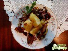 Kurczak w sosie balsamicznym