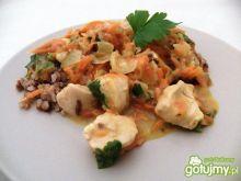 Kurczak w sosie borowikowym wg Koper