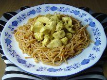 Kurczak w Sosie Curry 6