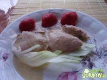 Kurczak w sosie pieprzowym
