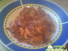 Kurczak w sosie sojowym i balsamico