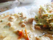 Kurczak w sosie warzywnym