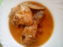 Kurczak w żurawinie