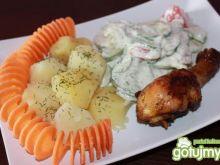 Kurczak z dodatkiem coli