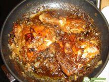 Kurczak z grejpfrutem