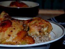 Kurczak z kaszą gryczaną
